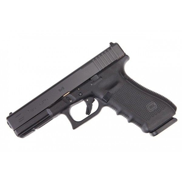 GLOCK 17 Gen 4 MOS 9mm Pistol PG1750203MOS
