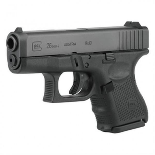 GLOCK 26 Gen 4 9mm Pistol  PG2650201