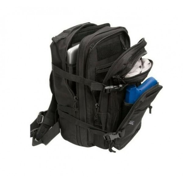 GLOCK Multi Purpose Backpack With Holster & Laptop Sleeve AS00103