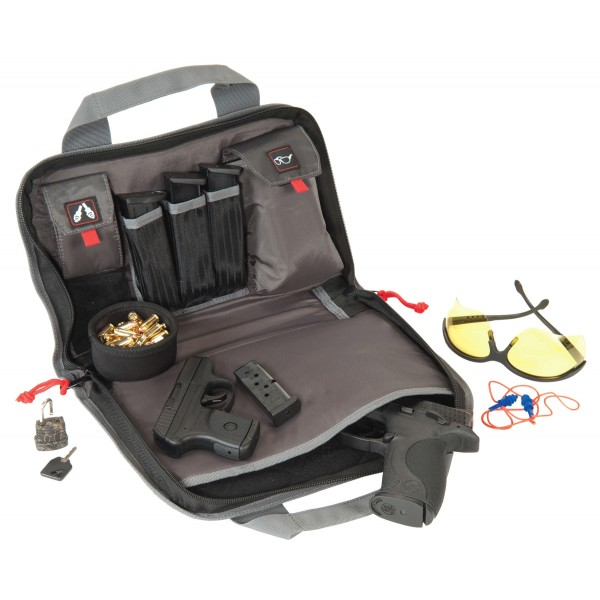 GPS Double Pistol Case GPS-1308PC