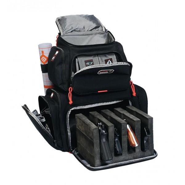 GPS The Handgunner Backpack Range Bag GPS-1711BP