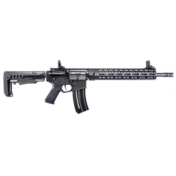 "Hammerli Tac R1 22LR Semi Automatic Rifle With 16"" barrel,  MFT Minimalist Stock & 20 Round Magazine  5760500."