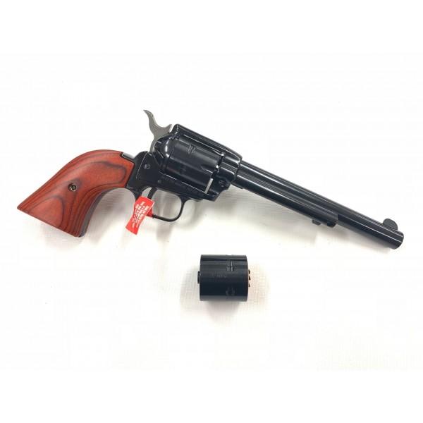 "Heritage Rough Rider  22LR / 22 Magnum Single Action Revolver With 6.5"" Barrel RR22MB6"