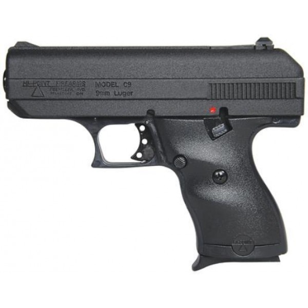 Hi-Point 9mm Compact Pistol With 8 Round Magazine