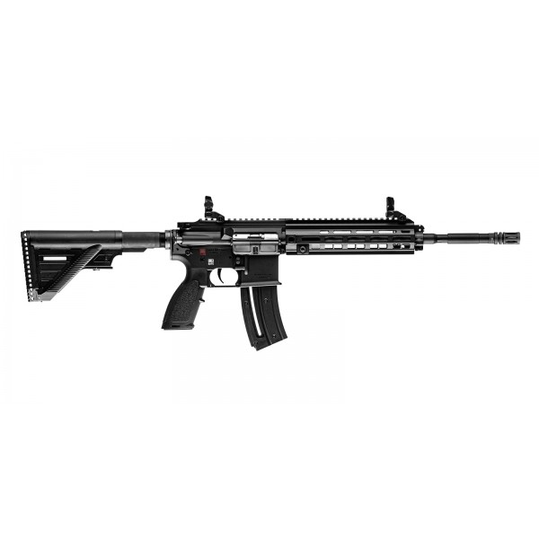 "HK 416 22LR Rifle With 18"" Barrel  81000401"