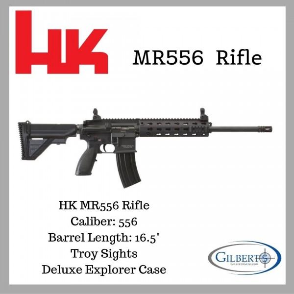 "HK MR556 5.56 Carbine With 16.5"" Barrel"