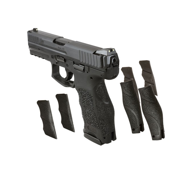 HK VP9 9mm Pistol With 2-15 Round Magazines M700009-A5