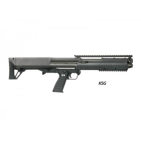 "KelTec KSG 12 Gauge Shotgun With 18.5"" Barrel"