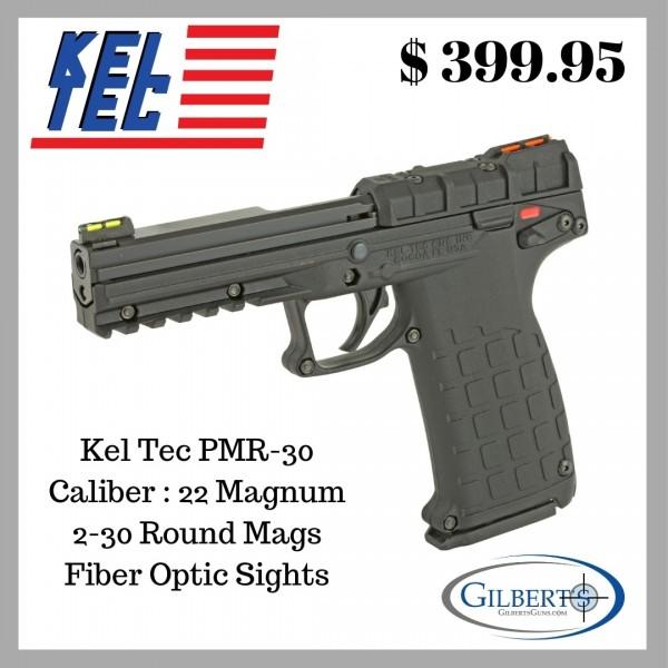 Kel Tec PMR-30 22 Magnum Pistol