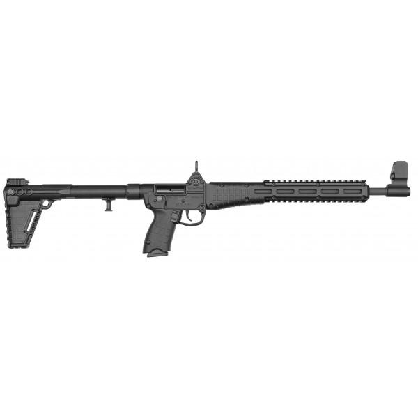 Keltec Sub-2000 Gen 2 40 Caliber Rifle With S&W M&P Magazine