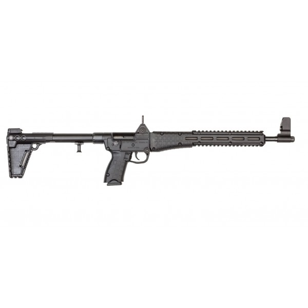 Keltec Sub-2000 9mm Rifle With Magpul GLOCK 17 Magazine