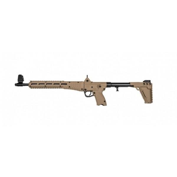 Keltec Sub-2000 9mm Rifle With Magpul GLOCK 17 Magazine