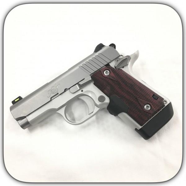 Kimber Micro 9 Stainless Laser Pistol3700482