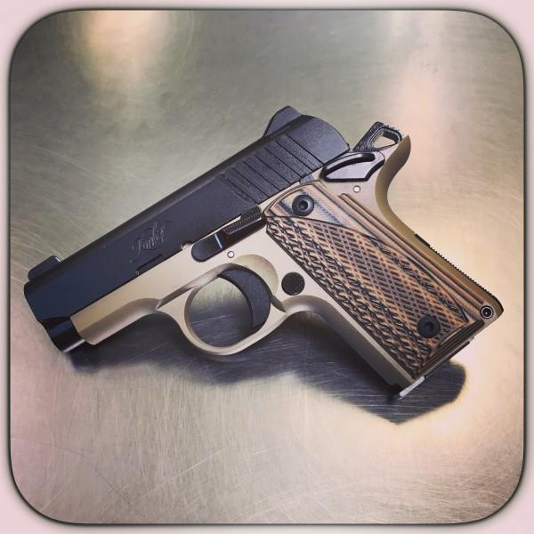 Kimber Micro Desert Night 380 Pistol 3300167