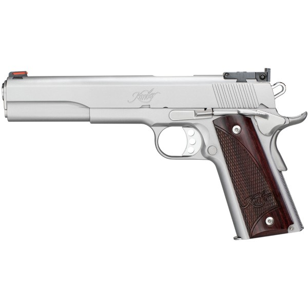 "Kimber Stainless Target LS 45 ACP Pistol With 6"" Barrel 3000373"