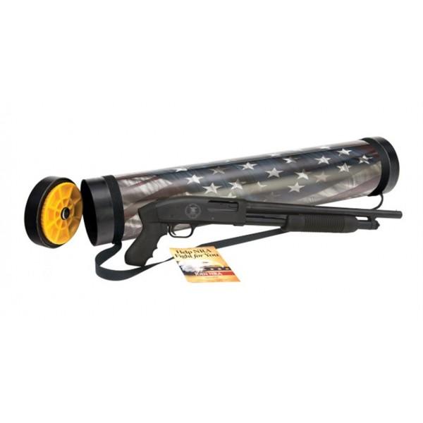 """Mossberg 57341 500 JIC Patriot 12 Gauge 18.5"""" Pistol Grip Shotgun"""