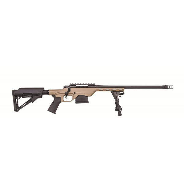 "Mossberg MVP LC 7.62 Rifle With 18.5"" Fluted Barrel 27775"