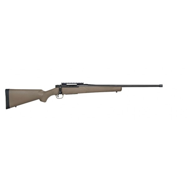 "Mossberg Patriot Predator 6.5 Creedmoor Rifle With 22"" Fluted Threaded barrel 27875"