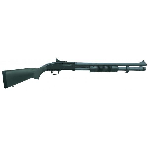 """Mossberg 50663 590 Persuader Tactical 12 Gauge 20"""" 9 Shot Shotgun"""