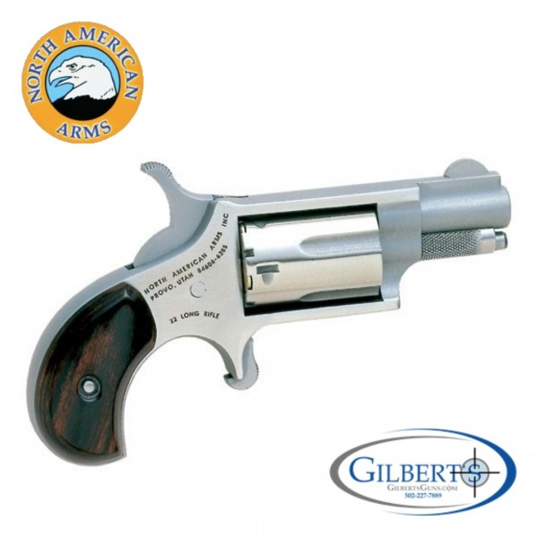 "North American Arms 22LR Mini Revolver With 1 1/8"" Barrel NAA-22LR"
