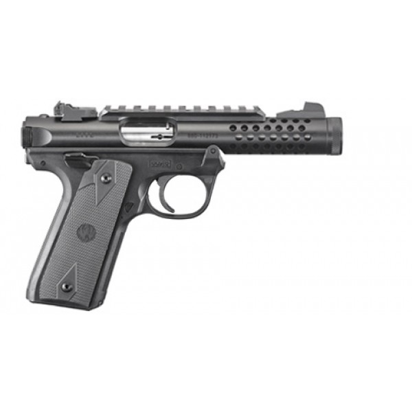 Ruger MKIV 22/45 Lite Matte Black 22LR Pistol 43906