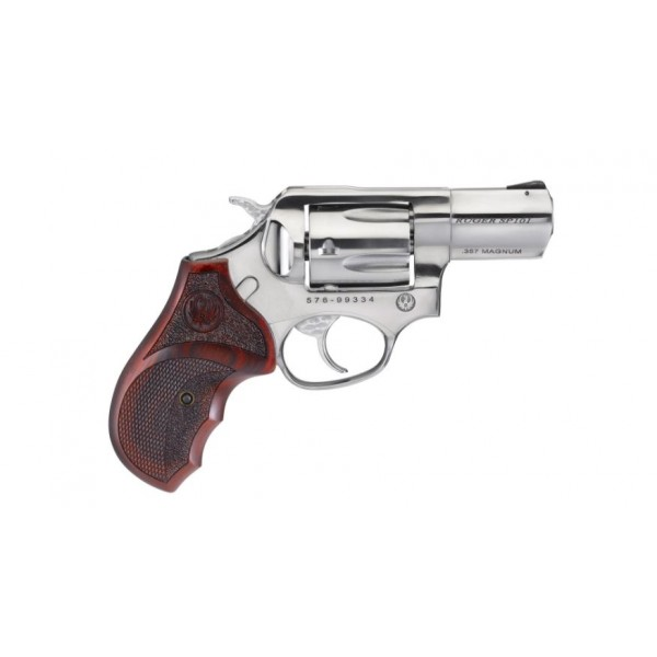 """Ruger SP101 Match Champion TALO Edition <b>Polished Stainless</b> 357 Magnum Revolver With 2.25"""" Barrel 05785<p>"""