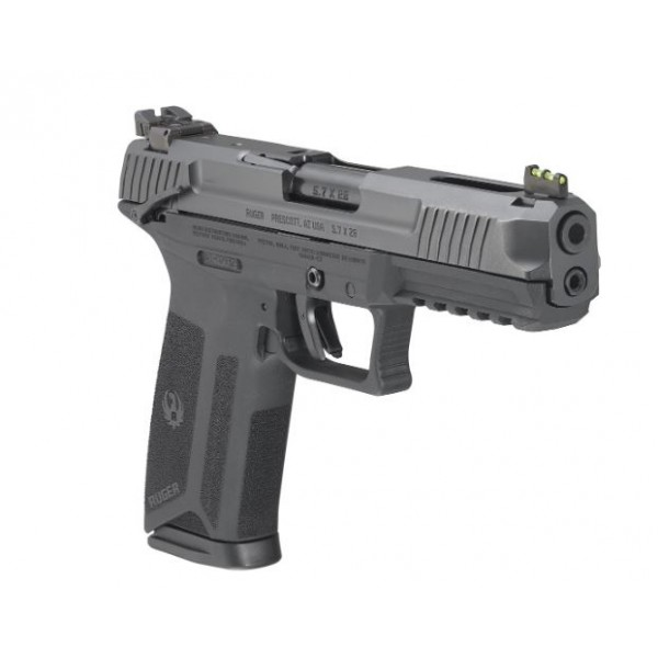 Ruger 57 5.7x28 Pistol With 2-20 Round Magazines
