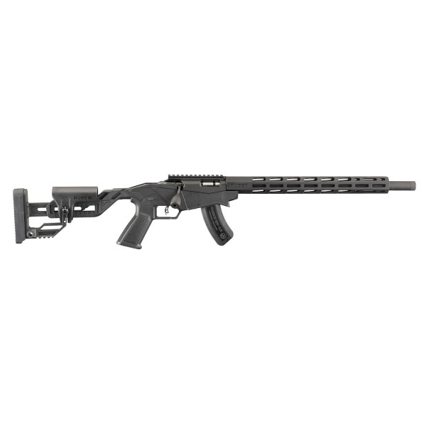 "Ruger Precision 22 WMR Rifle With 18"" Threaded Barrel 08404"