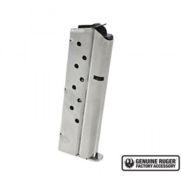Ruger SR1911 9mm 9 Round Stainless Magazines 90600