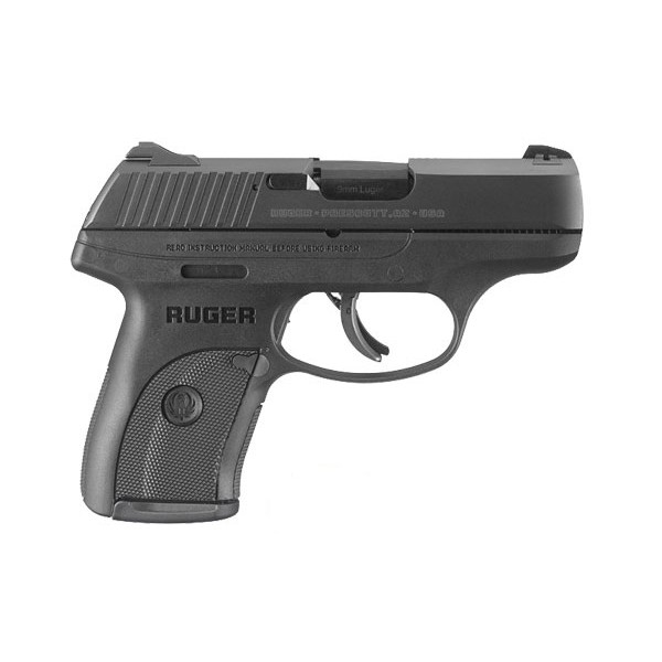 Ruger LC9S 9mm Concealed Carry Pistol 03235