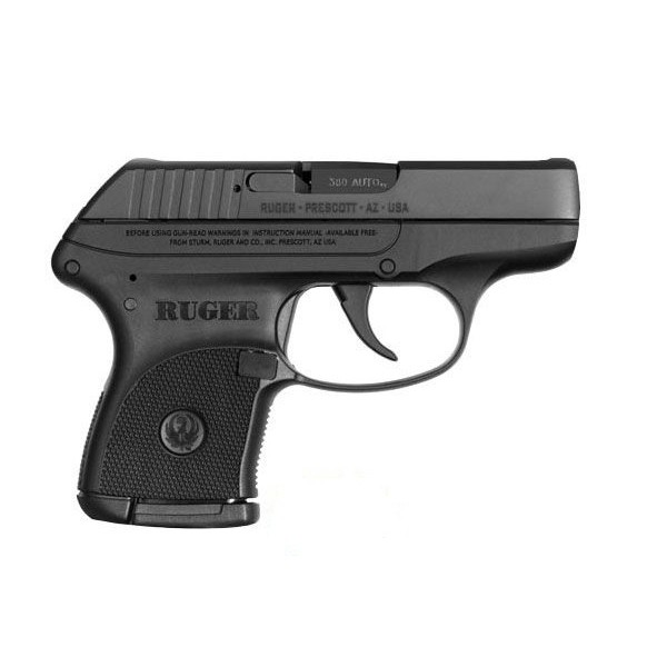 Ruger LC8 380 Concealed Carry Pistol  037001