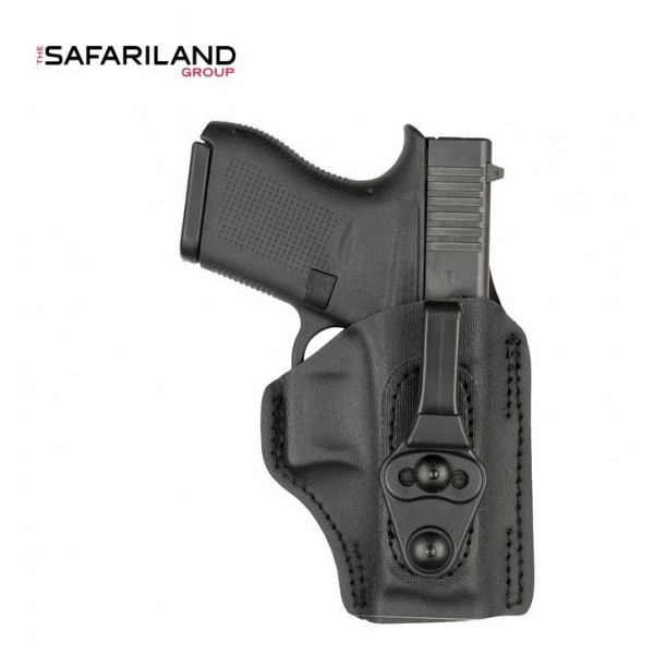 Safariland 17T GLOCK 43X 9mm Tuckable IWB Right Hand Holster 17T-895-131