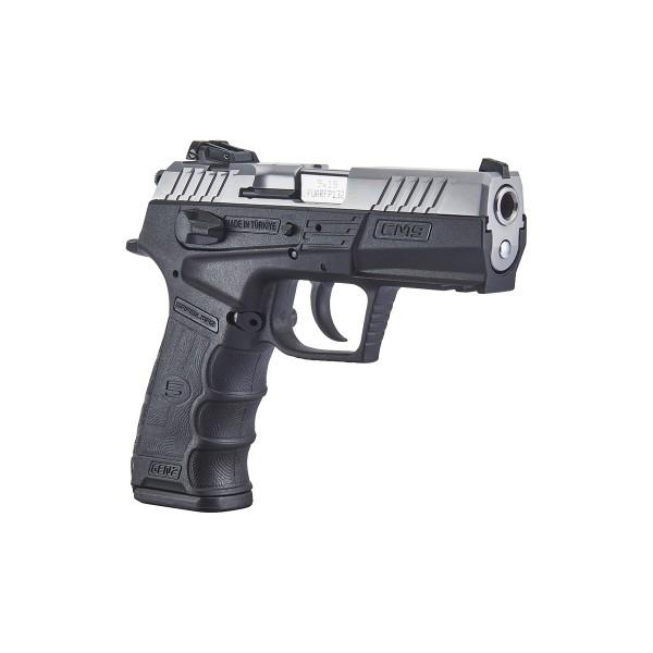 Sarsilmaz CM9 Gen 2 9mm Stainless Pistol