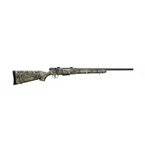 "Savage 25 Walking Varminter Camo 223 Rifle With 22"" Barrel 19980"