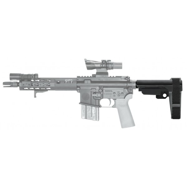 SB Tactical SBA3 Adjustable Pistol Brace SBA3-01-SB