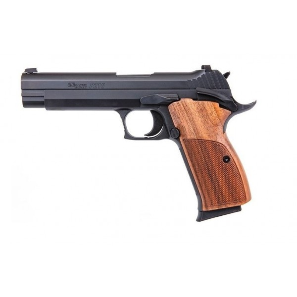 Sig 210 Standard 9mm Pistol (USA Model) 210A-9-B