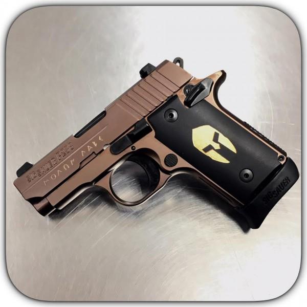 Sig P238 Spartan Micro Compact 380 Pistol 238-380-SPARTAN