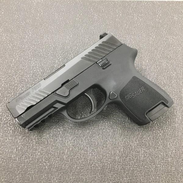 Sig 320 Sub Compact 9mm Pistol
