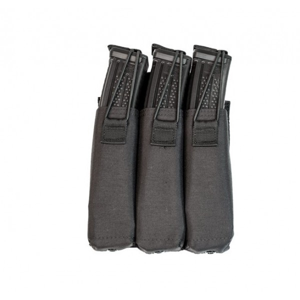 Sig MPX 9mm 30 Round Magazine 3 Pack With Triple Mag Pouch