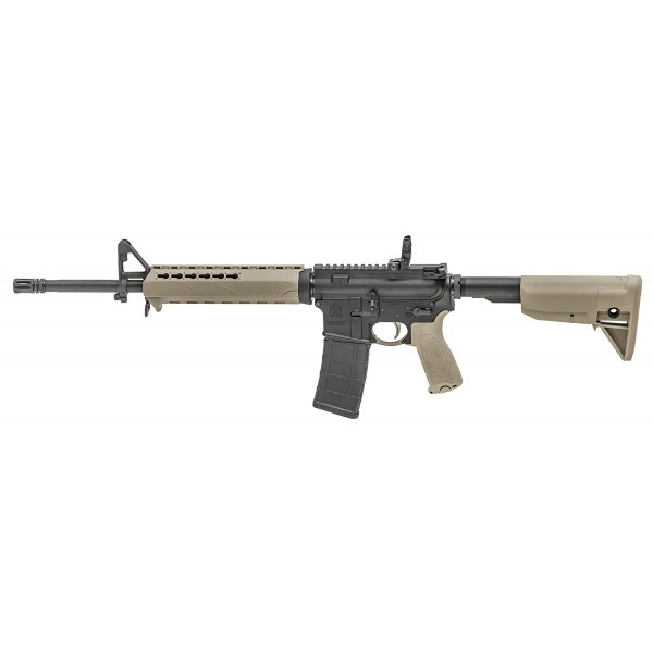 "Springfield SAINT 5.56 Rifle With 16"" Barrel in FDE ST91656FDE"