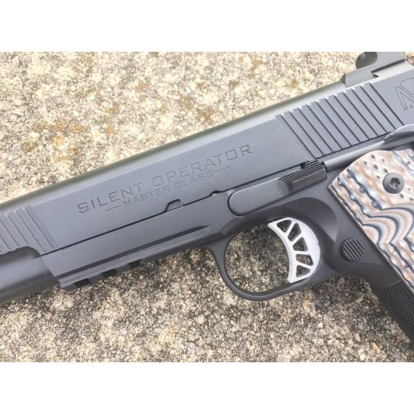 Springfield 1911 Master Series Silent Operator 45 ACP Pistol