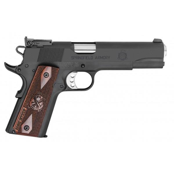 "Springfield 1911 Range Officer 9mm Pistol With 5"" Barrel & Adjustable Sights PI9129L"