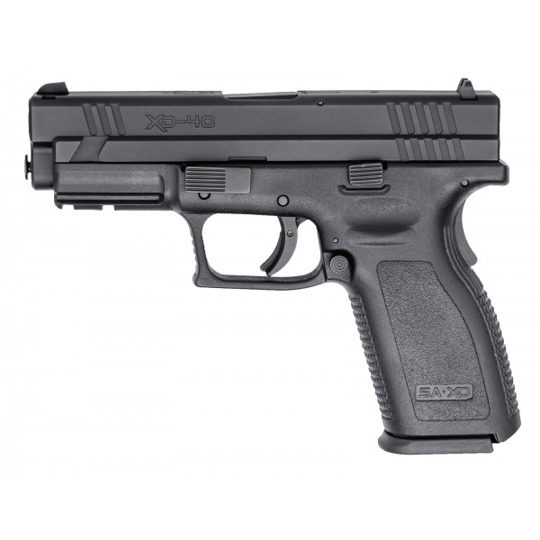 "Springfield XD9102HC XD 40 Caliber 4"" Pistol"