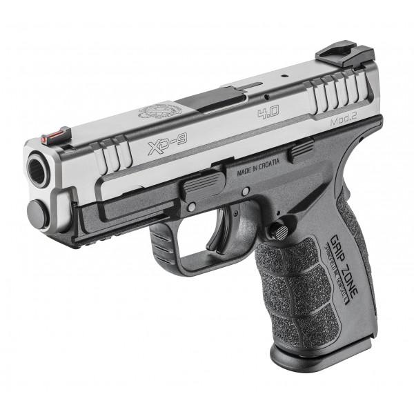 "Springfield XDG9301HC XD Mod 2 9mm Bitone 4"" Pistol"