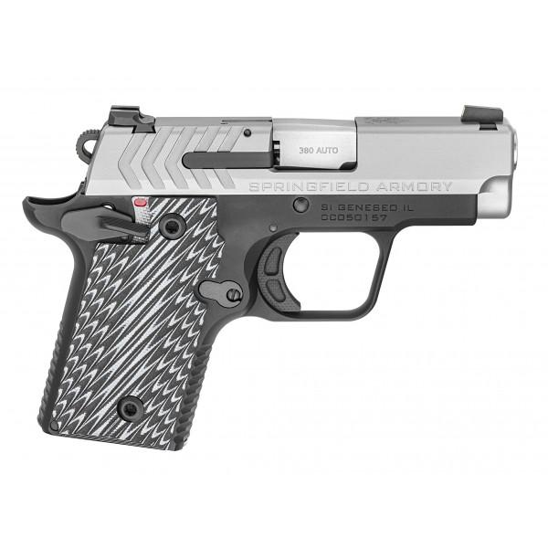 Springfield 911 Stainless 380 ACP Pistol PG9109S