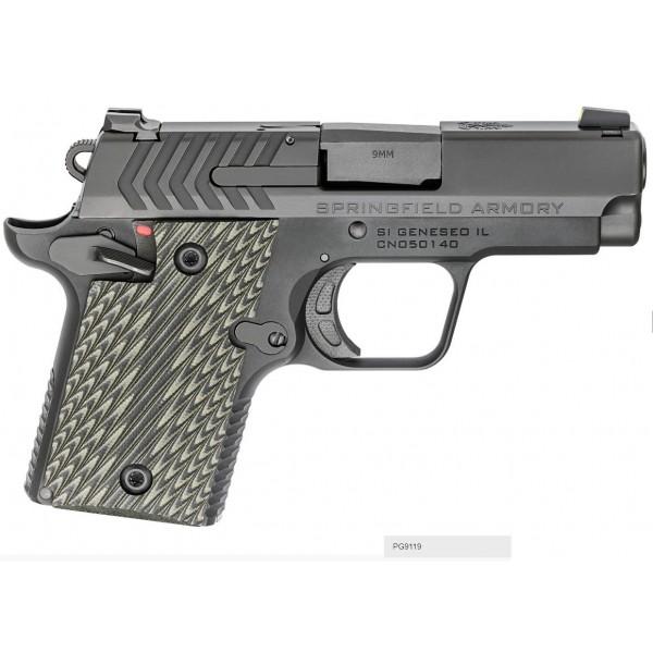 Springfield 911 9mm Nitride Pistol PG9119