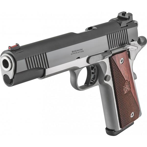 "Springfield 1911 Ronin 9mm Pistol With 5"" Barrel PX9119L"