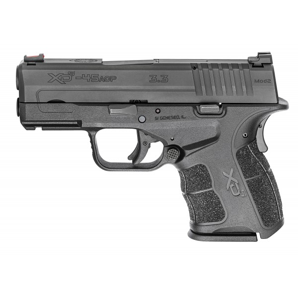 Springfield XD-S Mod 2 45 ACP Pistol With Night Sights XDSG93345BT