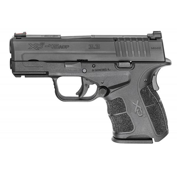 Springfield XD-S Mod 2 45 ACP Pistol XDSG93345B