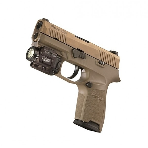 Streamlight TLR-8 500 Lumen Weapon Light With Red Laser 69410